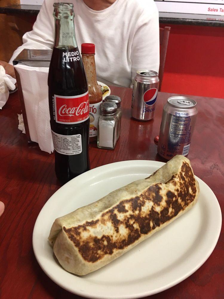 Taco shop El Rey: 14301 Mono Way, Sonora, CA