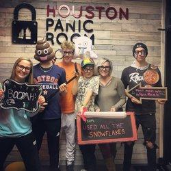 Houston Panic Room - 25 Photos & 65 Reviews - Escape Games - 1718 N ...