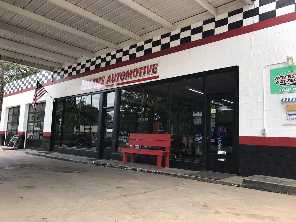 Allan's Automotive: 502 S Market St, Brenham, TX