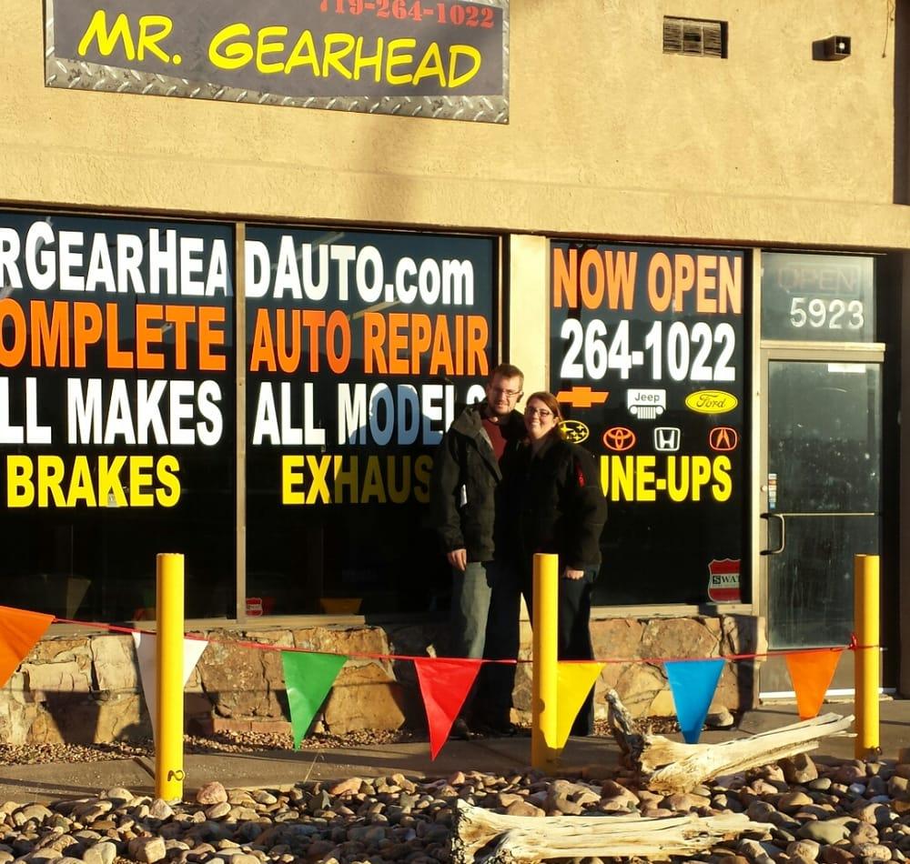 Mr. Gearhead Auto