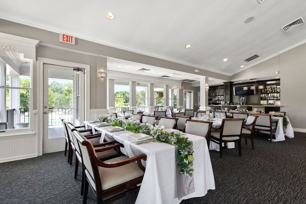 Magnolia Point Golf & Country Club Clubhouse: 3670 Clubhouse Dr, Green Cove Springs, FL