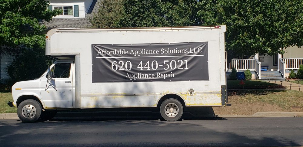 Affordable Appliance Solutions: Wellington, KS