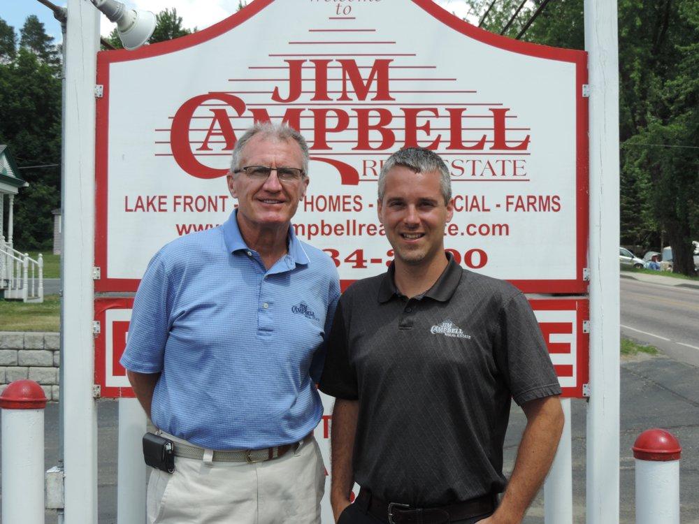Jim Campbell Real Estate: 601 E Main St, Newport, VT