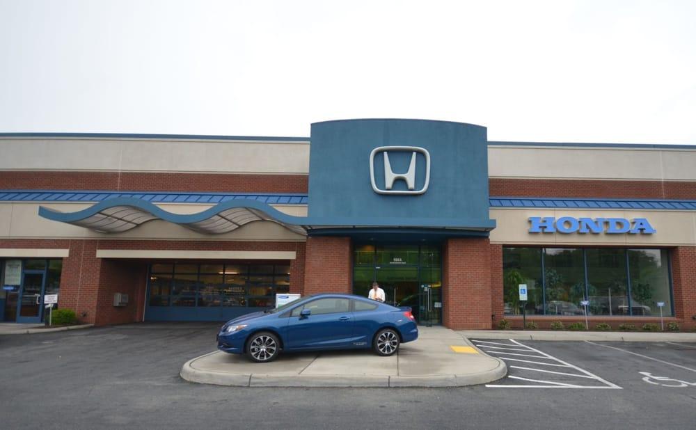 Brown Honda Charlottesville >> Umansky Honda Your Honda New Used Dealer In
