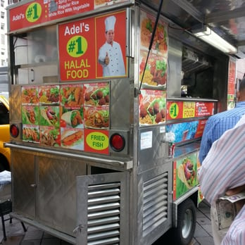Photo Of Adel S Halal Food New York Ny United States