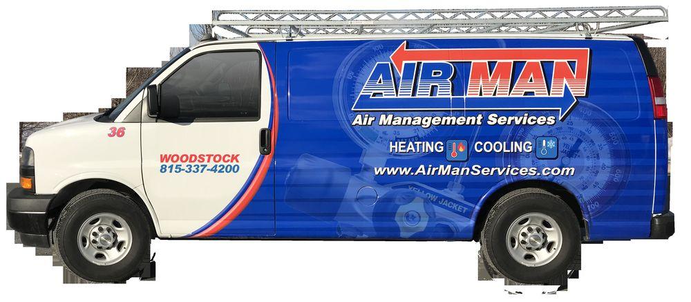 Air Management Services: 1030 Greenlee St, Marengo, IL