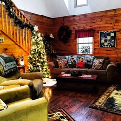 Photo Of Smoky Cabins   Maryville, TN, United States. High Ground Living  Room