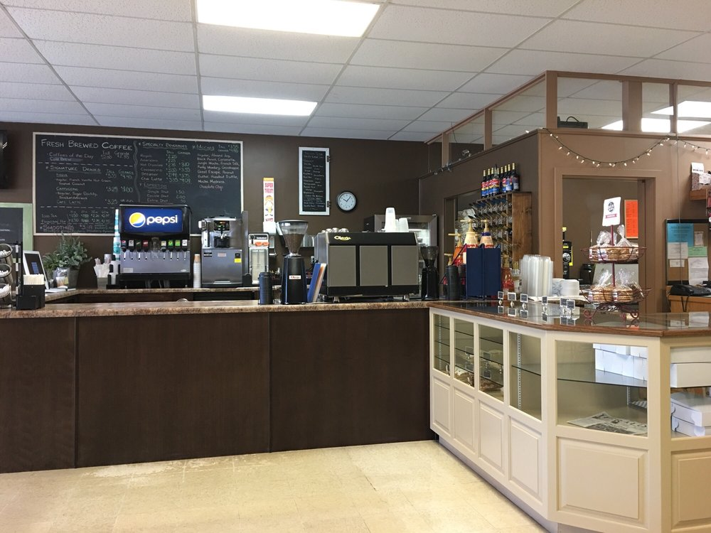 Downtown Coffee: 901 Main St, Sabetha, KS