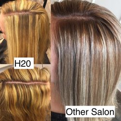 H2O Salon and Spa - 38 Photos & 45 Reviews - Hair Salons ...