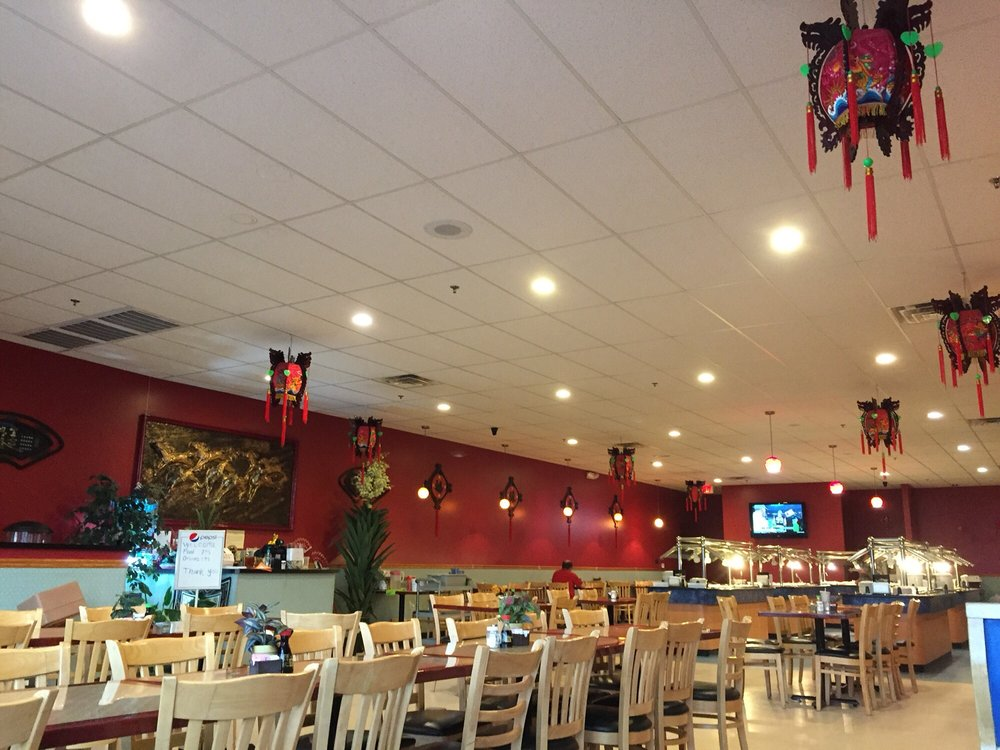 Asian Buffet: 344 S 8th St, Medford, WI