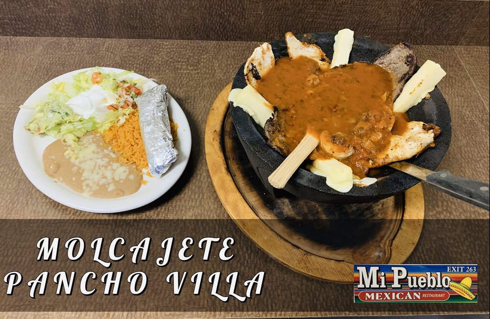 Mi Pueblo Mexican Restaurant: 120 Lakeview Heights, Chamberlain, SD