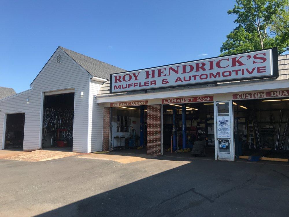 Roy Hendrick's Muffler & Automotive: 6309 Horsepen Rd, Richmond, VA