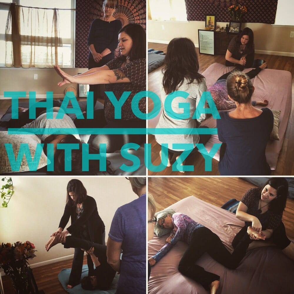 Body Aware Thai Yoga Therapy