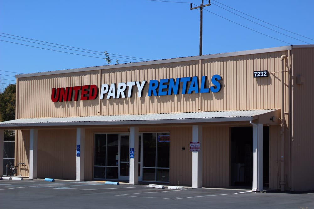 United Party Rentals