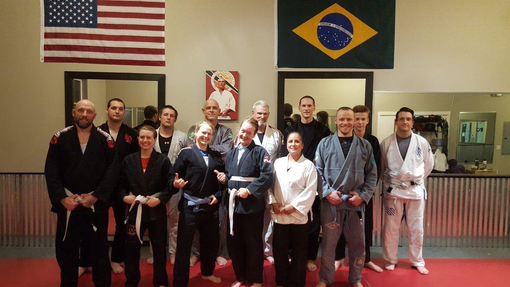 5th Element BJJ/Kickboxing/Fitness: 145 E Washington St, Sequim, WA