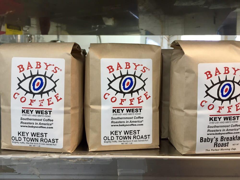 Baby's Coffee: 3178 Overseas Hwy, Key West, FL