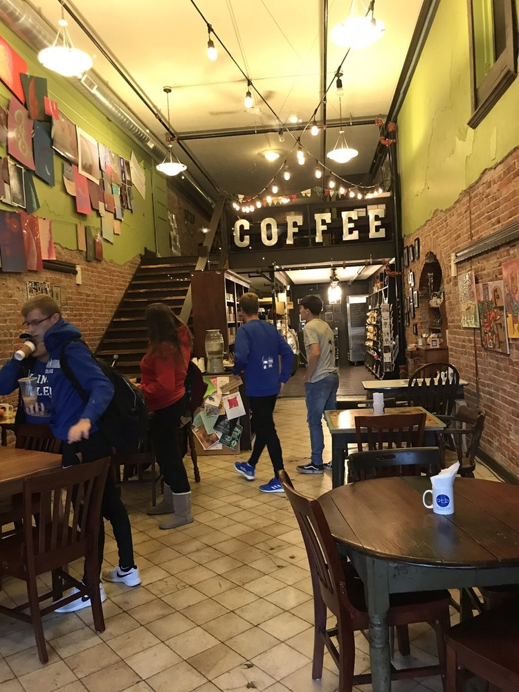 Soap Co Coffee House: 207 S Sandy St, Jacksonville, IL