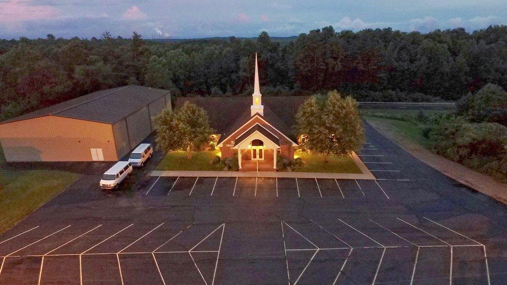 Nelson Pentecostal Church: 12414 US Highway 62 E, Central City, KY