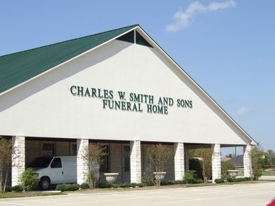 Charles W Smith & Sons Funeral Homes