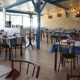 Le restaurant du port fransk mat 28 chemin du halage - Restaurant du port st pierre de boeuf ...