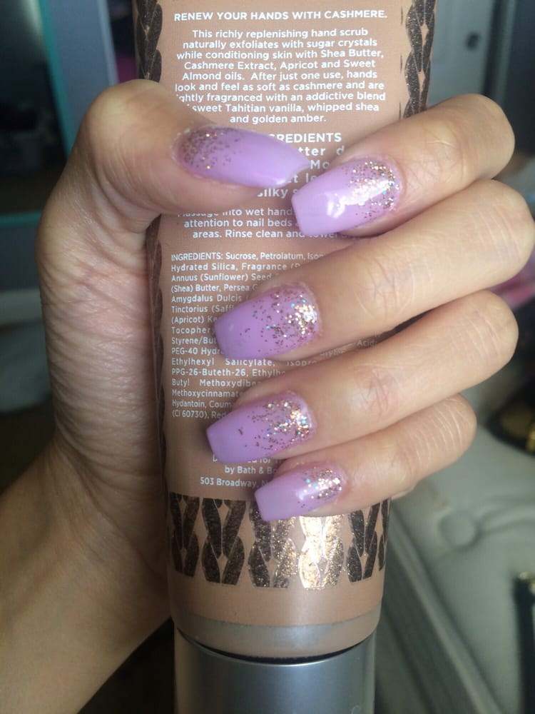 Photo Of The Nail Bar Henderson Nv United States Coffin Nails With