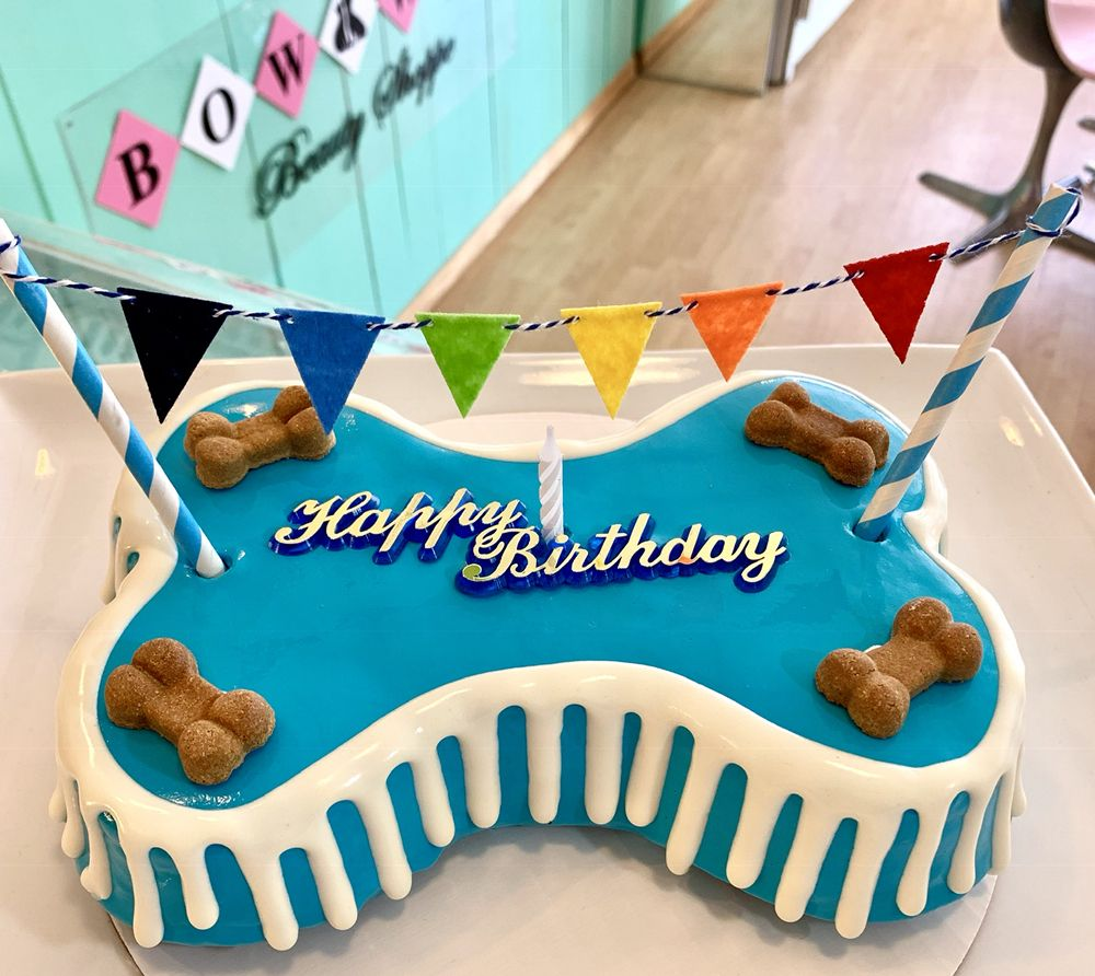 Dog Birthday Cake For Your Party Gourmet Treats