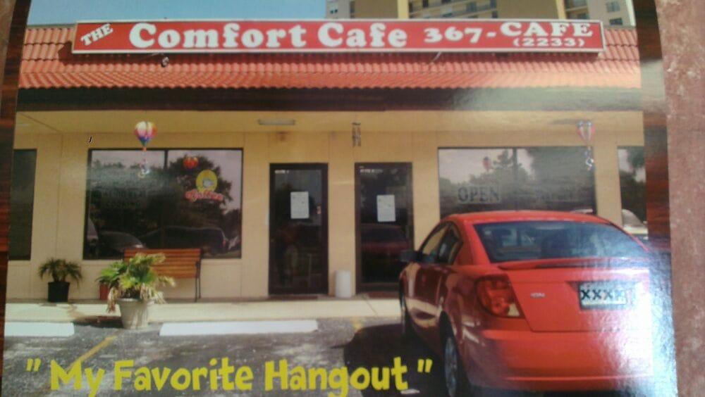 The Comfort Cafe South Pasadena Fl