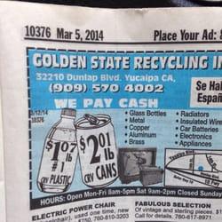 Oc recycling coupon pennysaver