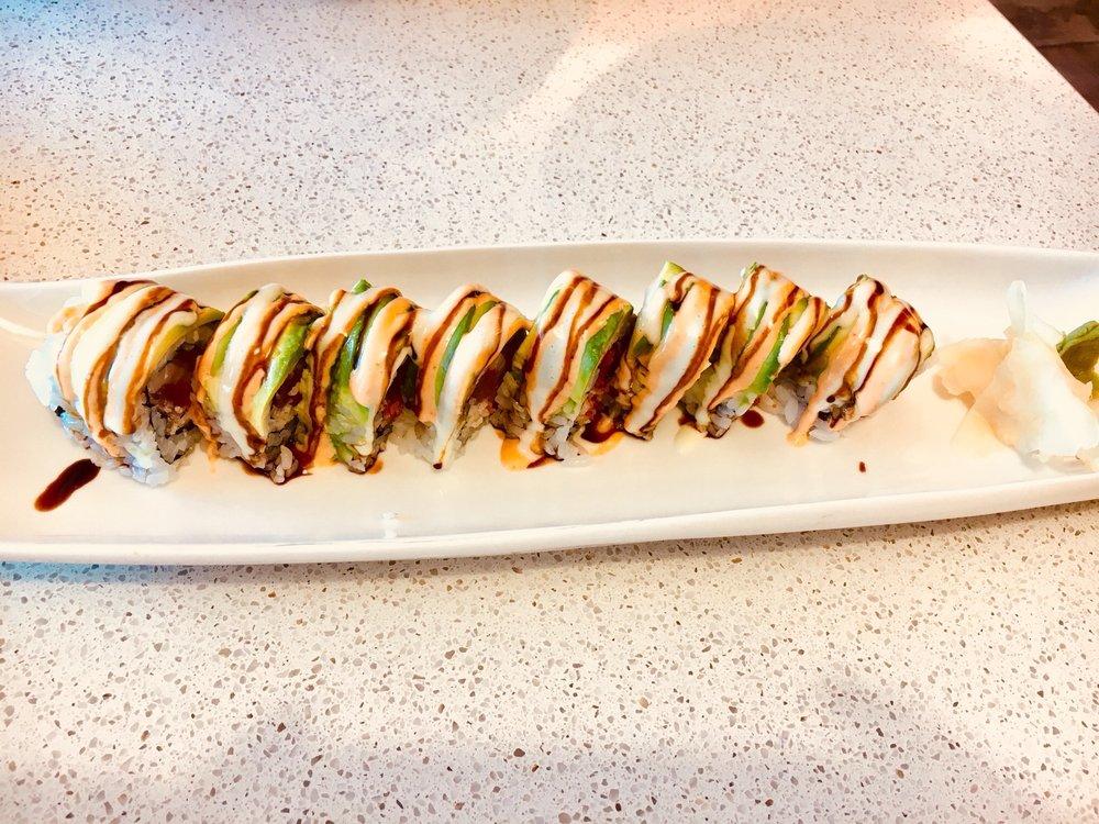 Kana Sushi: 7020 Old Keene Mill Rd, Springfield, VA