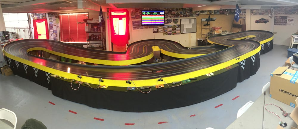 My first encounter with a slot car track had me wondering if perhaps I had accidentally traveled back in time 50 years.My father had told me about the days of racing slot cars but as for me, they tracks were long gone.Today, in between a visit to Sears and a frozen yogurt supplier my4/5(4).
