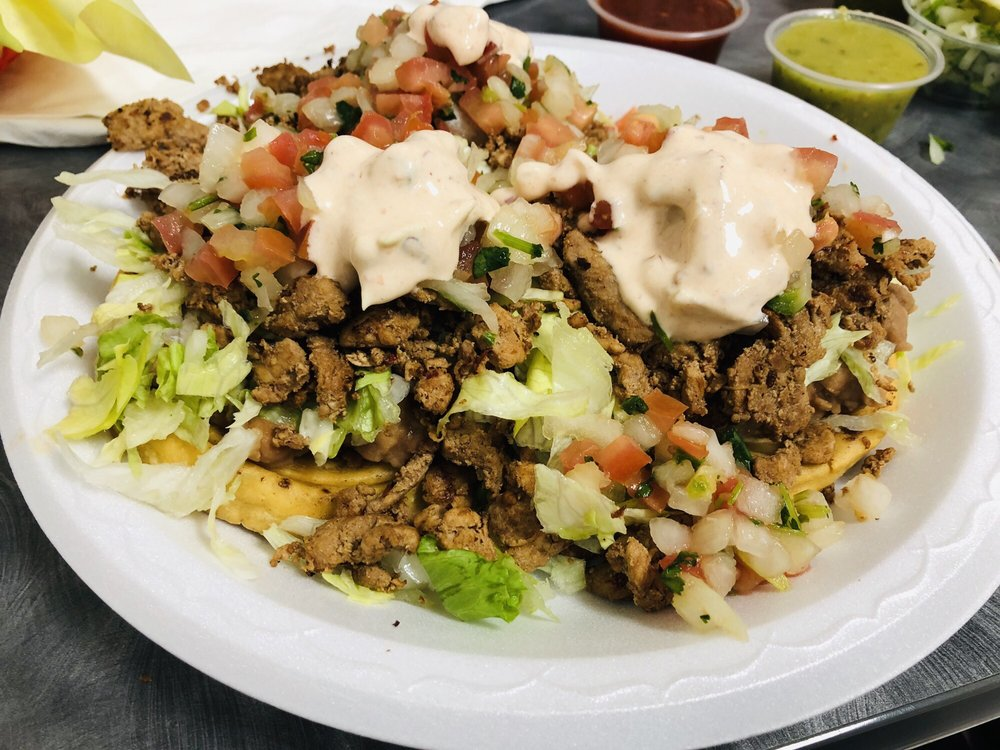 El Salsas Taco Shop: 3001 Stockton Hill Rd, Kingman, AZ