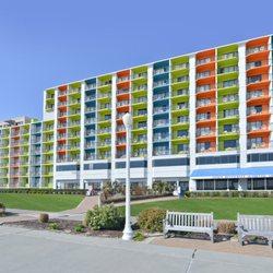 Photo Of Best Western Plus Sandcastle Beachfront Hotel Virginia Beach Va United States
