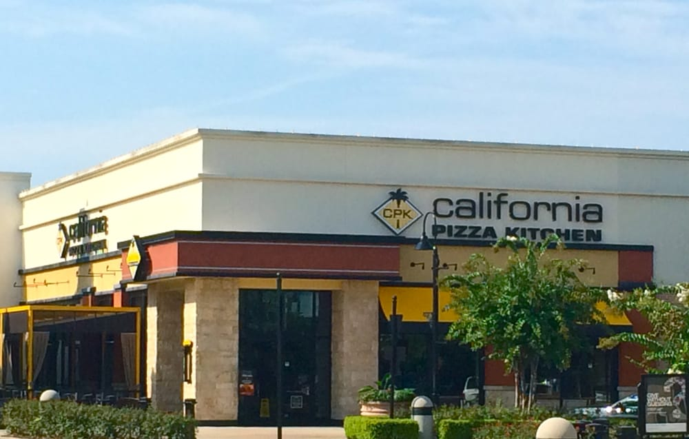 California Pizza Kitchen Jacksonville Fl