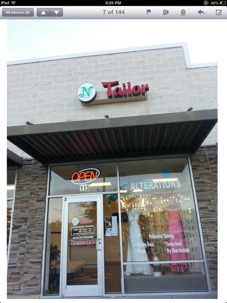 N Tailor: 919 E Interstate 30, Rockwall, TX