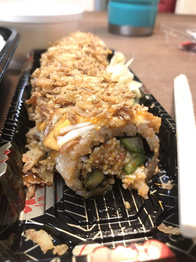 Food from Bento Heaven