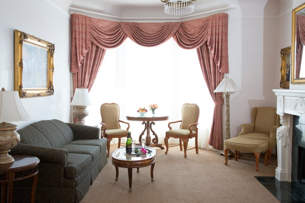 Photo Of Hotel Majestic   San Francisco, CA, United States. Living Room With