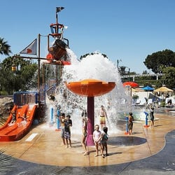 Photo Of Howard Johnson Anaheim Hotel And Water Playground Ca United States
