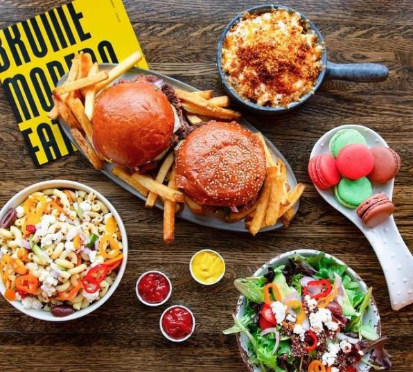 Brome Modern Eatery: 22062 Michigan Ave, Dearborn, MI