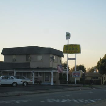 Photo Of Oaks Motel Gilroy Ca United States On The Main Drag