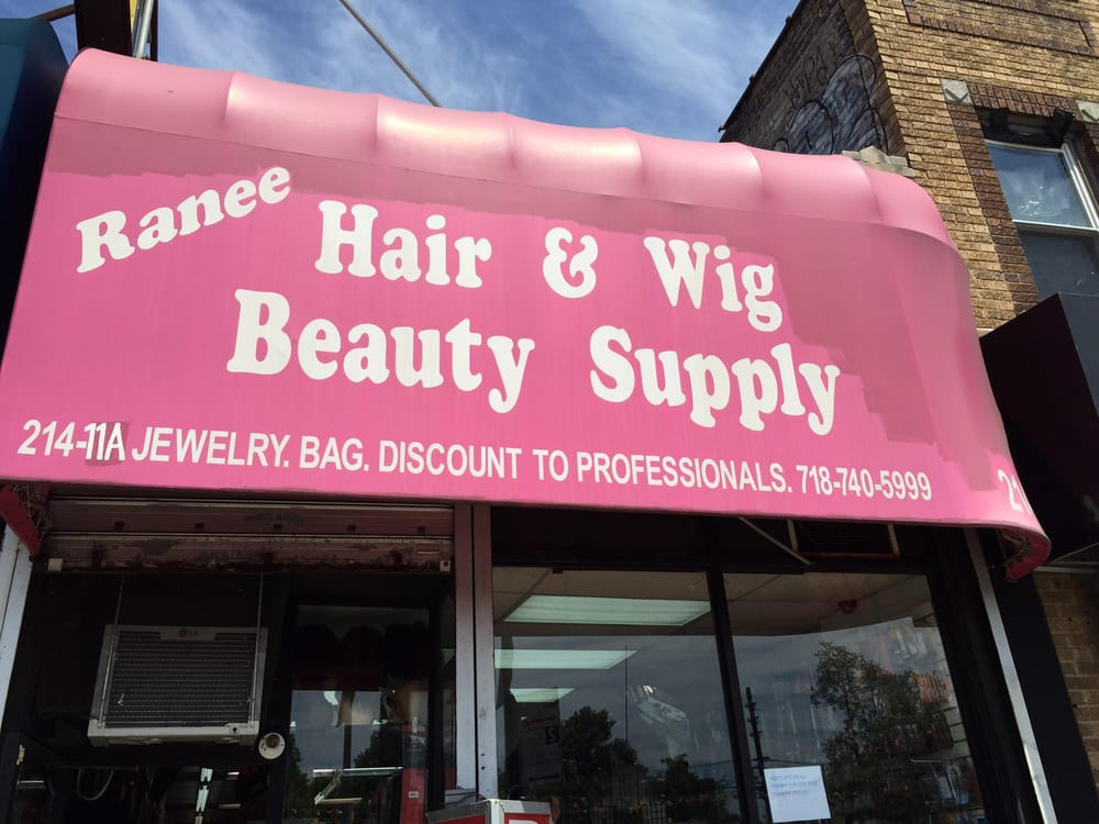 Hair beauty supply store near me
