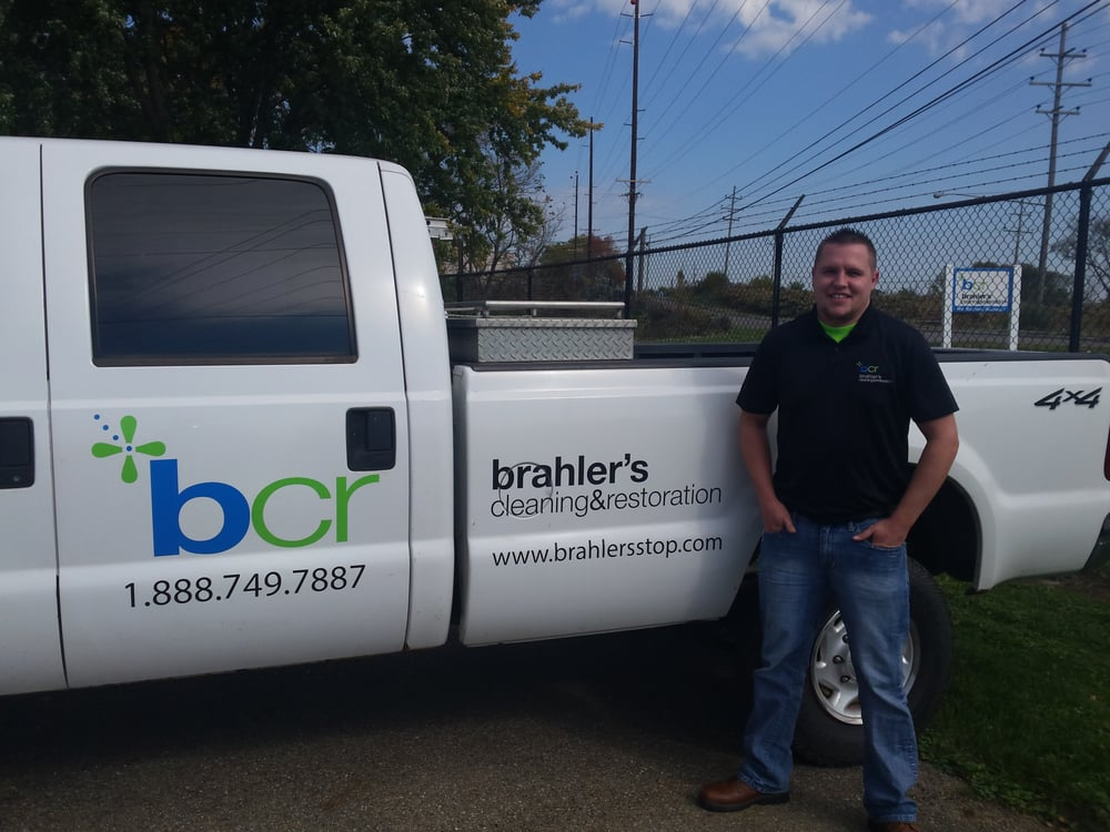 Brahler's Cleaning & Restoration: 1929 9th St SW, Massillon, OH