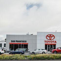 Toyota San Francisco >> San Francisco Toyota 70 Photos 763 Reviews Car Dealers 3800