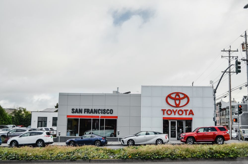 Toyota San Francisco U003eu003e San Francisco Toyota 71 Photos 690 Reviews Car  Dealers 3800