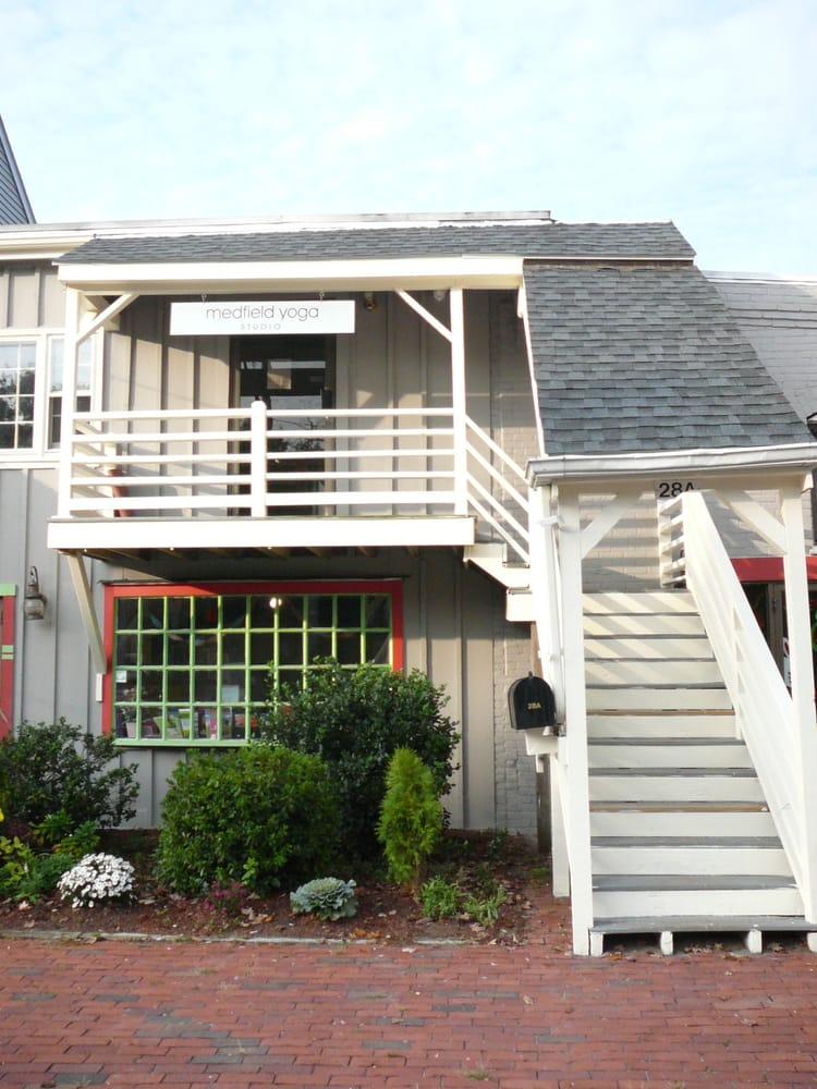 Medfield Yoga Studio: 28 Park St, Medfield, MA