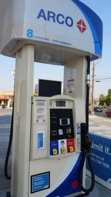 Arco Gas Station Near Me >> Arco Gas Station And Smog Check 22087 Barton Rd Grand Terrace Ca