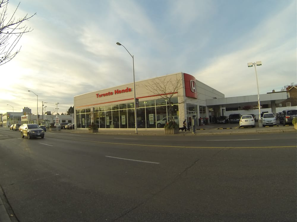 Toronto honda car dealers 2300 danforth ave the for Honda dealer phone number
