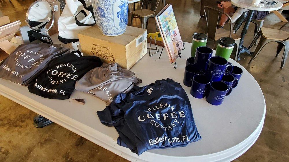 Belleair Coffee Company: 100 Indian Rocks Rd N, Belleair Bluffs, FL