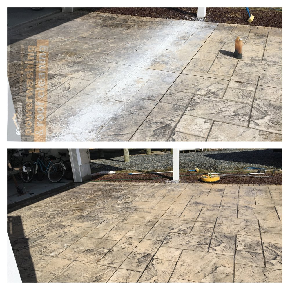 Kendall Roof and Exterior Cleaning: 12913 Old Bridge Rd, Ocean City, MD