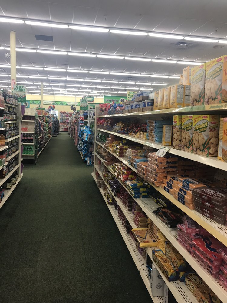 Dollar Tree: 1675 N State St, Greenfield, IN