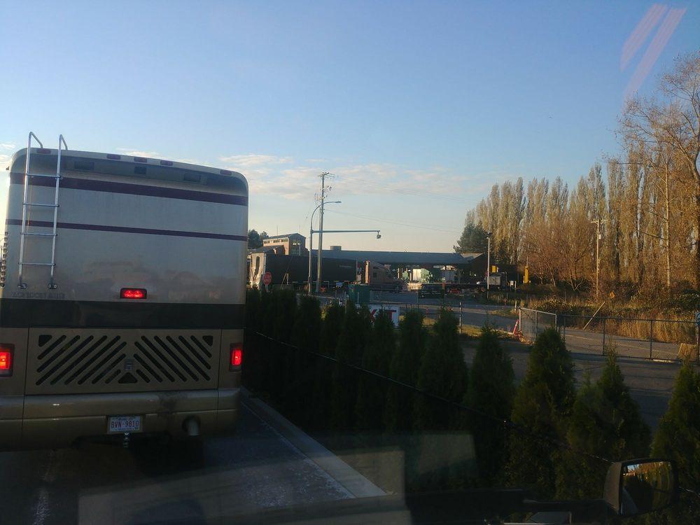 Aldergrove-Lynden Border Crossing Assessment: 10 Highway 13, Aldergrove, BC